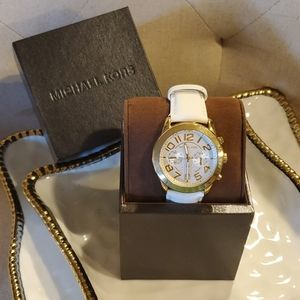 Michael Kors Chronograph Watch GUC